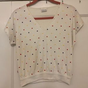 The cutest vintage Levi's star shirt